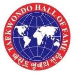 태권도 명예의 전당(Official Taekwondo Hall of Fame) 로고
