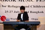 월드쉐어가 콘서트월드와 함께 난민과 화상아동을 위한 자선공연을 개최했다.