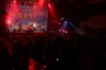 개막 첫날 하이라이트 공연으로 한예진 실용음악학과 학생들로 구성된 밴드가 축하공연을 하고 있는 모습이다. (사진제공: 한국방송예술교육진흥원)