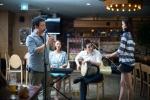아마추어 아이리쉬밴드 '여자 둘 피리피그'가 판교 비어가든에서 공연을 가졌다.