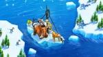 게임로프트 코리아의 캐쥬얼 모바일게임 아이스 에이지 어드벤처의 스크린 샷이다.