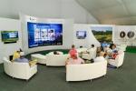 삼성 커브드 UHD TV, 美 PGA와 프리미엄 마케팅 전개