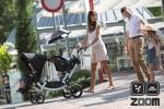 비앤케이커뮤니케이션즈가 독일 명품 유모차 브랜드 ABC Design의 2인용 유모차 신제품 'zoom'을 11일 국내에 첫 론칭했다.