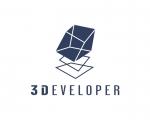 3Developer 브랜드 로고