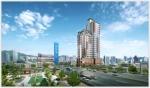 천안 하이시티는 지하 4층~지상 최고 21층으로 도시형소형주택 296가구로 구성돼 있다.