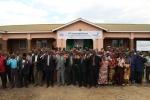 기아차가 아프리카 말라위에 중학교를 건립했다.