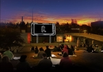 뮤지컬 레베카의 2013년 공연 실황 특별 상영회가 8월 16일(토) 오후 8시 올림픽공원 소마미술관 조각공원 야외 잔디밭에서 무료로 개최된다.