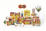 동아연필(주)의 어린이 교재브랜드 TORU가 론칭한다.