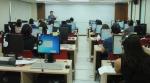 중국어 HSK iBT 시험 장면