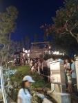 삼정더파크의 무료 이색 놀이공간인 '로프사파리'가 야간개장에 더 큰 인기를 모으고 있다.