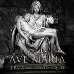 지박의 아베마리아(Ji Bark's Ave Maria) 앨범 커버이다.