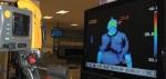 에볼라 바이러스 공포로 출입국관리 및 검역이 강화 되면서 한국플루크 열화상 카메라 판매가 급증하고 있다.