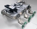 한국기술교육대 가제트님이 2014 로봇캡스톤 챌린지에서 대상을 받은 수륙양용 무인정찰로봇