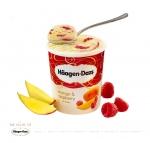 하겐다즈가 신사동 가로수길에 위치한 다이닝펍 헤도니즘에서 2014년 신제품 망고 앤 라즈베리(Mango & Raspberry) 아이스크림 퍼펙트 페어링(Perfect Pairing) 팝업스토어를 오픈한다.
