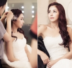 렛미인 김희은이 페이스북서 웨딩 화보를 공개해 화제다. (사진제공: 페이스라인 성형외과)
