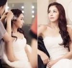 렛미인 반쪽녀 김희은이 인형녀로 대변신한 화보를 페이스북에서 공개해 화제다.