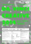 다빈치 크리에이티브 2014 포스터