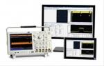 텍트론닉스 MDO4000 오실로스코프와 시그널뷰 S/W 8021.11ac 신호분석
