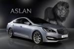 현대차, 신차 차명 '아슬란'으로 확정