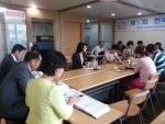 시니어를 위한 전문 교육기관인 한국지식문화경영아카데미는 고령화사회의 중장년층을 위한 다양한 교육 커리큘럼을 운영한다.