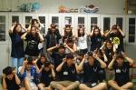 건국대 천문동아리는 벽지 중학교서 천문학교 재능기부를 펼쳤다.