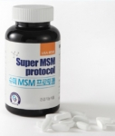 대한뉴팜이 슈퍼 MSM프로토콜을 출시했다.
