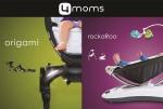 비앤케이커뮤니케이션즈가 미국 스마트 육아용품 전문 브랜드인 '포맘스'의 전자동 흔들침대 '락카루'를 국내 첫 론칭한다.