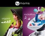 비앤케이커뮤니케이션즈가 미국 스마트 육아용품 전문 브랜드인 '포맘스'의 전자동 흔들침대 '락카루'를 국내 첫 론칭한다. (사진제공: 비앤케이커뮤니케이션즈)