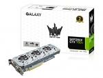 갤럭시 마이크로시스템이 GTX 750 Ti HOF D5 2GB 에디션을 새롭게 선보인다.