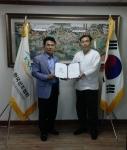 한국상조협회(회장 송기호)와 전국은행예치상조협회(회장 권오준)가 통합에 합의했다.