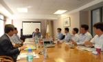 외환은행은 영국 런던에서 유럽·중동지역 영업추진 회의를 개최하고 글로벌 금융 혁신 원년을 선포했다. (사진제공: 외환은행)