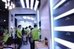 솔라루체는 리모델링이나 인테리어에 관심이 큰 관람객들을 대상으로 LED 조명 설치에 대한 전문적인 컨설팅을 진행하고 있다.