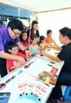 한국암웨이와 서울시립청소년직업체험센터가 공동으로 추진하고 있는 제4회 생각하는 청개구리 – 움직이는 창의놀이터가 경기도 분당 소재의 암웨이 브랜드 센터에서 열렸다.