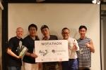에버노트가 종로 마이크임팩트에서 파워유저 60여명과 함께 Evernote 노트톤(Notathon)을 성공적으로 마쳤다.
