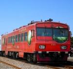 잠수함에서 모티브를 따온 바다열차는 강릉~삼척구간(58km)을 왕복하는 이벤트열차이다.