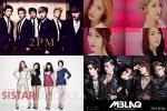제17회 인천아시아경기대회 기간 중에 열리는 K-POP EXPO in ASIA 조직위원회는 출연 확정 아이돌 가수에 대해 발표했다.