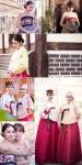 렛미인4에서 변신을 보여준 렛미인 김희은, 박상은이 추석 맞이 한복 화보를 공개했다. (사진제공: 페이스라인 성형외과)