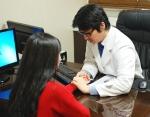 고운결 한의원은 유아 아토피 치료 및 예방법을 소개했다.