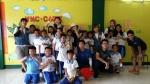 하이서울유스호스텔 대학생 국제봉사단이 초등학교 방문 체험활동 진행했다.