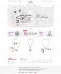 주벨로는 진품 다이아몬드 가격을 최대한 낮춘 온라인 예물샵 'JVL'을 론칭했다.