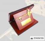 한국표준금거래소에서 2014 추석 선물로 순금 행운의 열쇠를 제안했다.