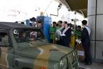 도로교통공단은 추석 귀성길 교통안전 캠페인을 실시했다.