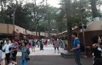 삼정더파크 동물원에 많은 인파가 몰렸다