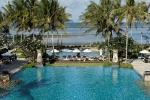 클럽발리·(주)마타하리투어의 9월 이벤트 파트너인 콘래드 발리(CONRAD BALI)의 수영장