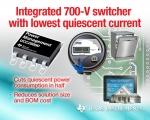 TI는 홈 자동화 설계 시 에너지 절감을 실현할 수 있는 고전압 스위처 출시를 출시했다.