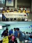 복지의 사각에 있는 국내외 이웃을 돕는 사단법인 함께하는 사랑밭이 몽골에서 의료봉사를 실시했다.