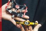 더디브랜드의 자전거 브랜드 RNT는 신기술을 적용한 유동성 페달과 비콘을 접목시킨 바이크파인더 서비스 등 을 중심으로 다채로운 제품 체험과 앱 무료 배포 행사를 세계적인 전시회 인터바이크를 통해 선보였다.