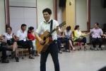 부부관계향상프로그램을 진행하는 김세영교수