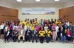 말레이시아, 인도네시아, 필리핀에서 온 현직 교사 47명이 한국 학생들을 가르친다.