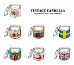 빈티지캔들라의 공식 수입 판매원 채널디코리아는 빈티지캔들라 공식 쇼핑몰에 이번 신상품 총 17종을 공개했다.